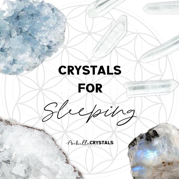 Crystals for Restful Sleeping