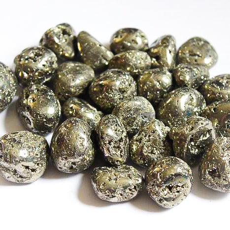 Iron Pyrite Pocket Stone