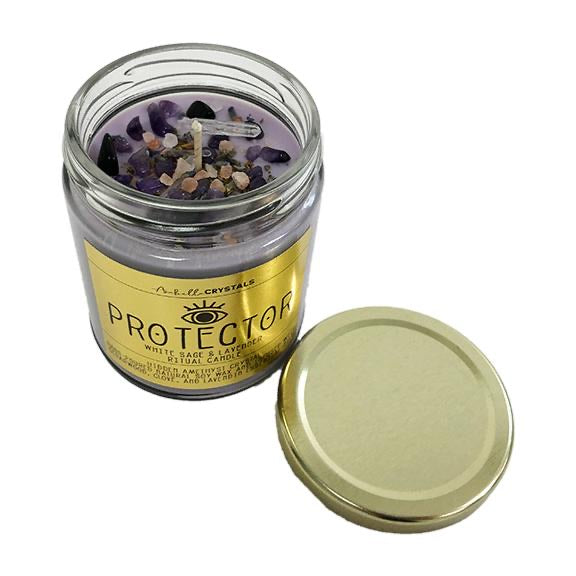 PROTECTOR Jar Candle