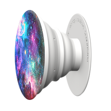 Load image into Gallery viewer, Blue Nebula Space Galaxy Phone Stand - Less+mORE