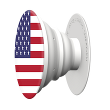 Load image into Gallery viewer, American Flag Phone Stand - Less+mORE