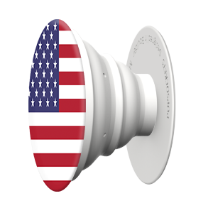 American Flag Phone Stand - Less+mORE