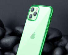 Load image into Gallery viewer, Thin Clear TPU Rubber Case For iPhone 11 Pro max - Less+mORE