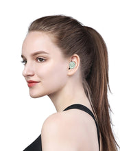 Load image into Gallery viewer, New TWS Bluetooth Earbuds Macaron Color - Green - Less+mORE
