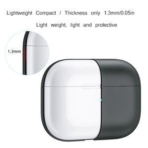 Apple AirPods Pro Luminous Full Cover Case Protection For Sleeve Bluetooth Earphone Earbuds - Less+mORE