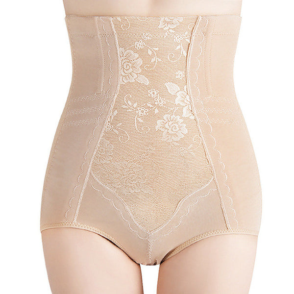 Body Shaper Invisible Waist Tight Corrective Panty - Nude