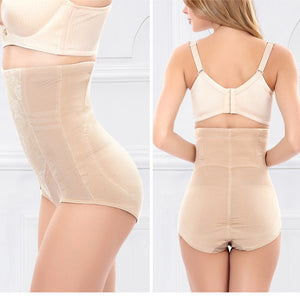 Body Shaper Invisible Waist Tight Corrective Panty - Nude - Less+mORE