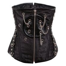 Load image into Gallery viewer, Steampunk Gothic Corset - Less+mORE