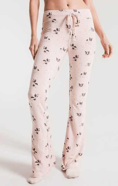 Z Supply Frenchie Star Print Pant - Wildflowers Boutique
