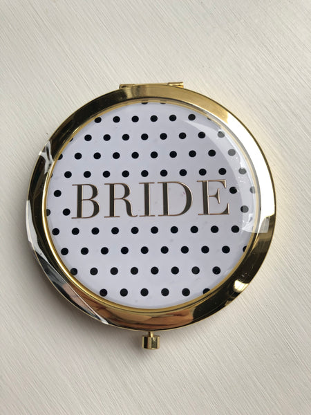 Mary Square Bride Compact