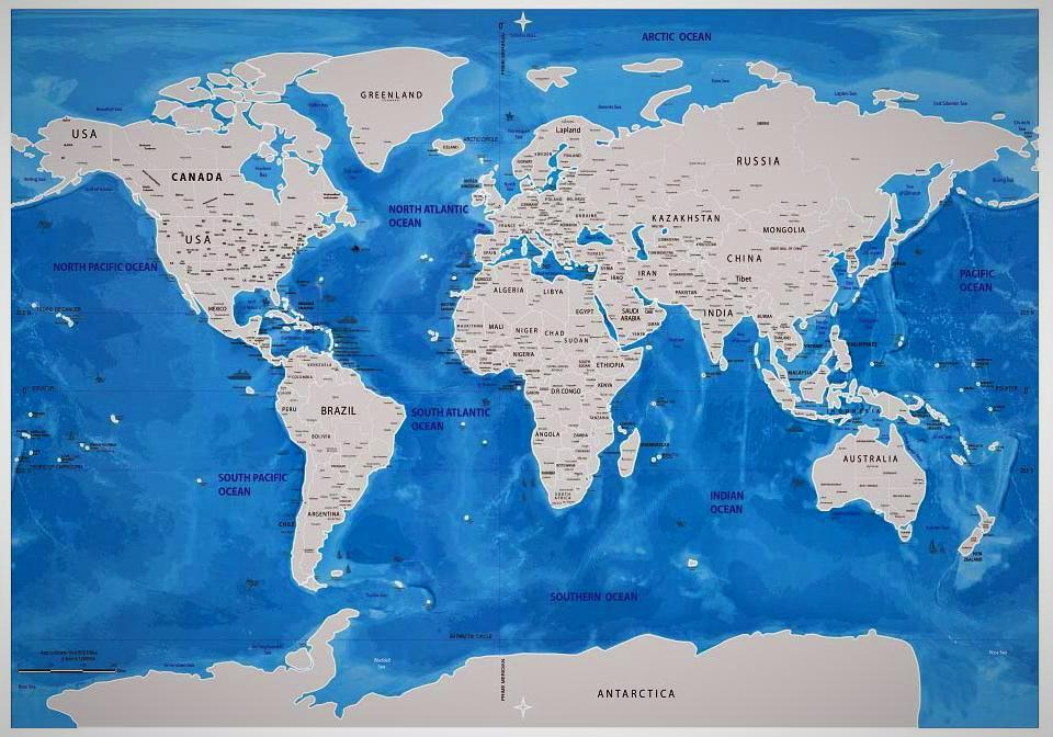 Deluxe true blue scratch off map explore and snap gumiabroncs Images