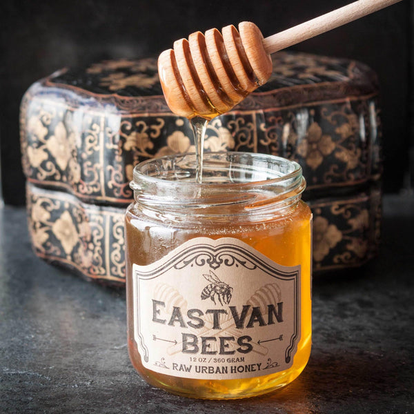 East Van Bees Neighborhood Honey - East Van Bees - pantry - Gatley - Vancouver Canada