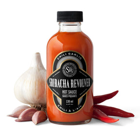Sriracha Revolver Hot Sauce- Chili Garlic