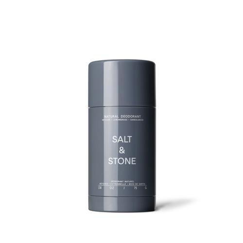 Salt & Stone Formula No 2 Natural Deodorant - Vetiver & Sandalwood (75g)