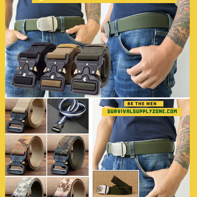 Heavy Duty Belt - Hot Selling!