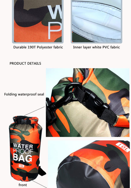 best outdoor bag waterproof