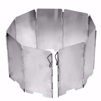 Alloy Wind Shield Screen