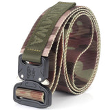 Camouflage Heavy Duty Belt