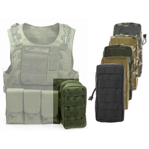 Military Utility Tactical Pouch Bag