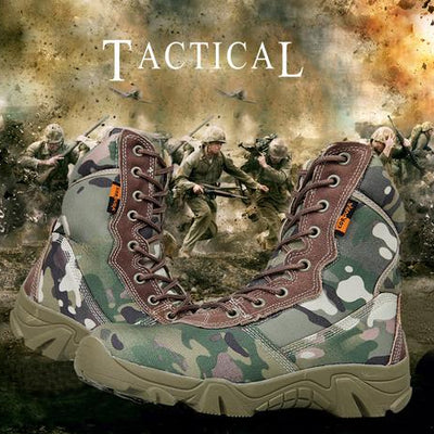 Tactical Boots & Shoes