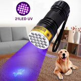 Ultraviolet light, UV Dog Stain Detector