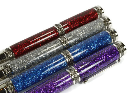 Opus Mechan Glitz Collection Full-Size Pen Branded