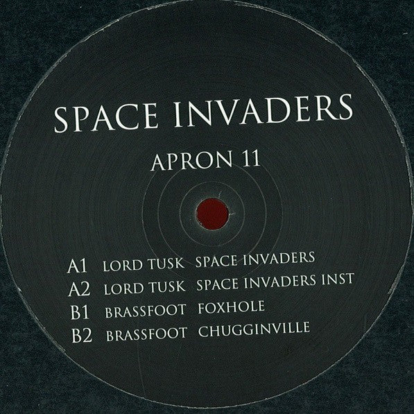 Lord Tusk & Brassfoot ‎– Space Invaders
