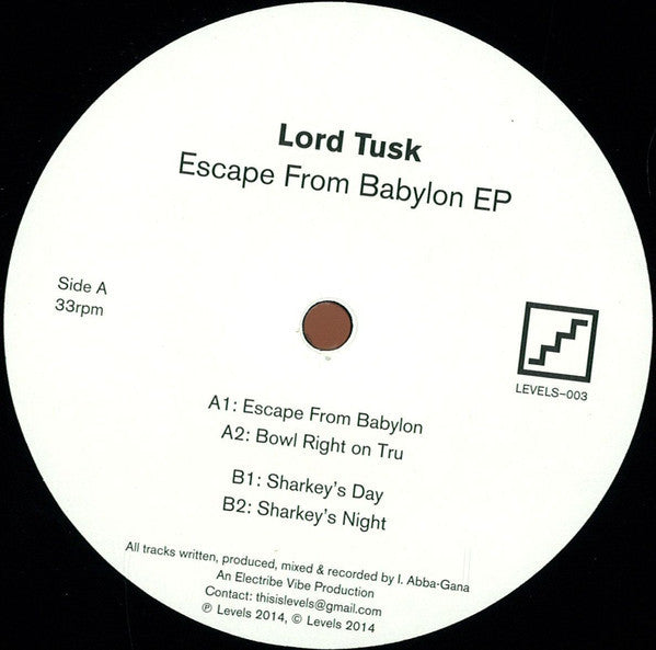 Lord Tusk - Escape From Babylon