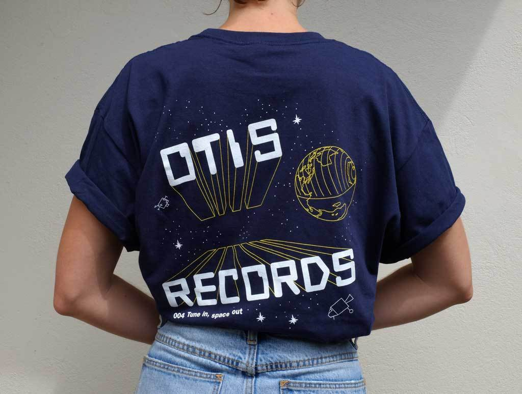 OTIS SPACE T-SHIRT