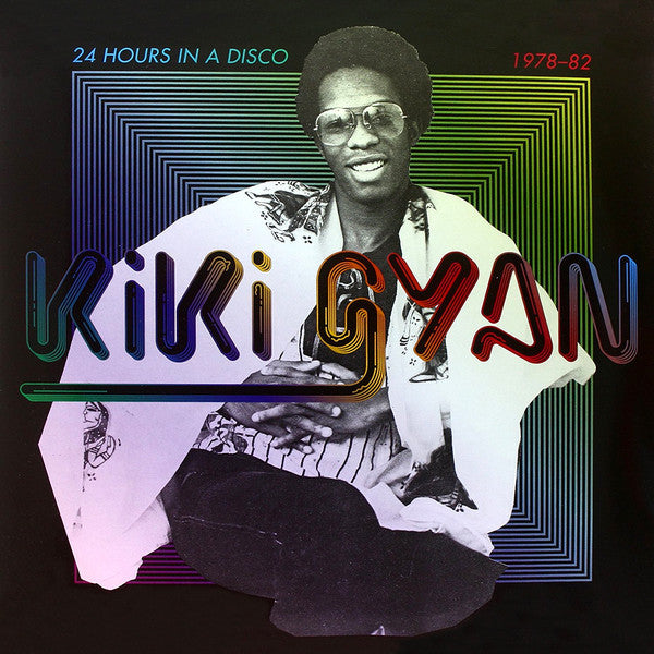 Kiki Gyan ‎– 24 Hours In A Disco