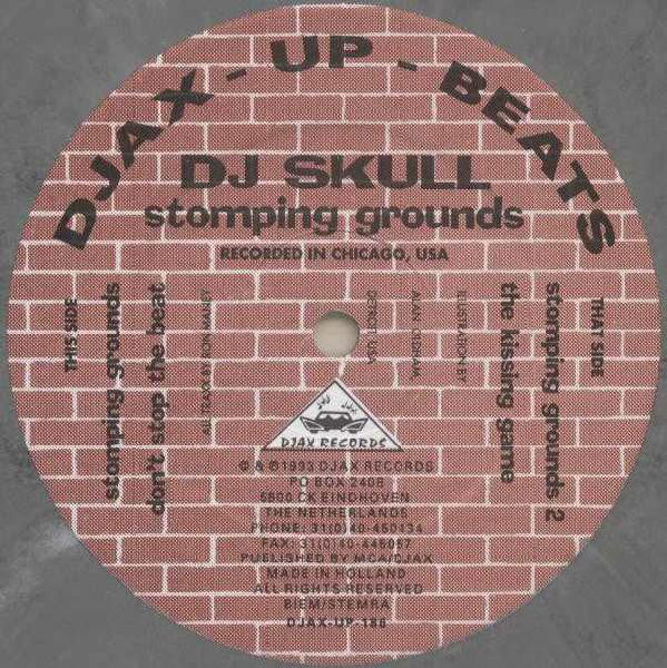 DJ Skull ‎– Stomping Grounds
