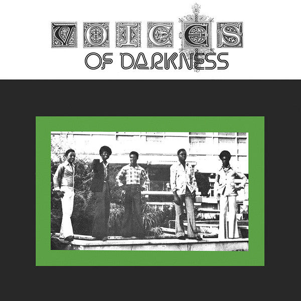 Voices Of Darkness ‎– Voices Of Darkness
