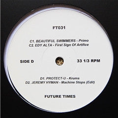 VA ‎– Future Time Vibe 3 Disc 2