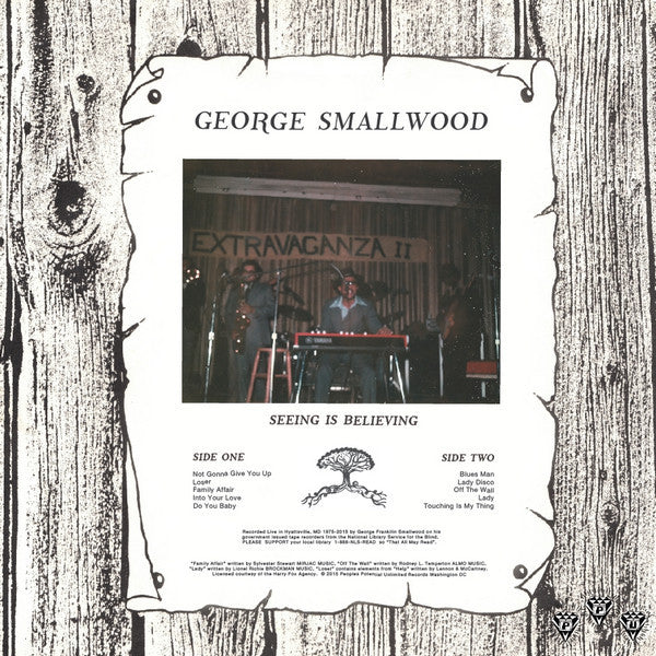 George Smallwood - Loser