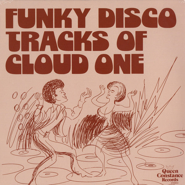 Cloud One ‎– Funky Disco Tracks Of Cloud One
