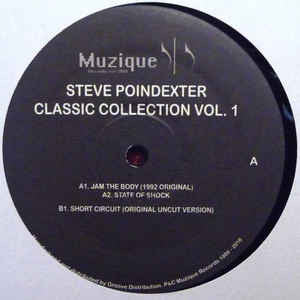Steve Poindexter ‎– Classic Collection Vol 1