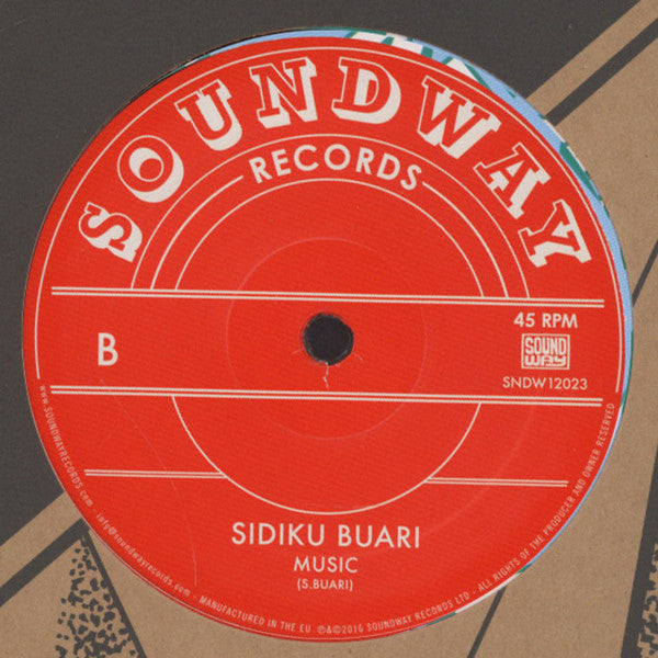Sidiku Buari ‎– Anokwar (Truth)