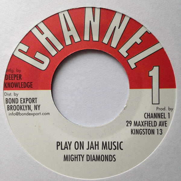 The Mighty Diamonds - Play On Jah Music