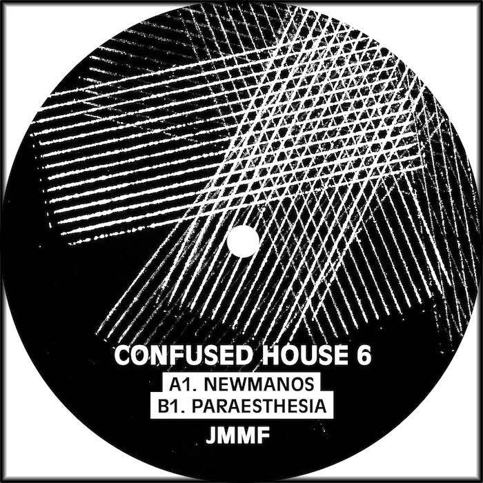 JMMF ‎– Paraesthesia (Confused House 6)