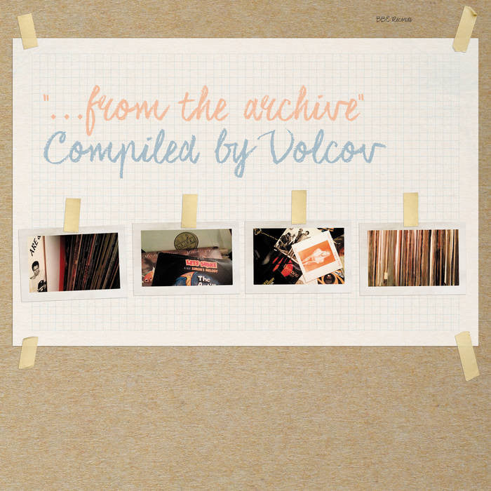 Volcov ‎– ...From The Archive