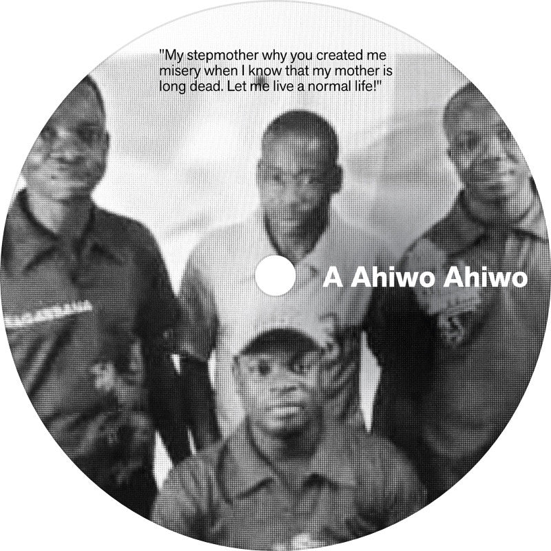 Unknown Artist ‎– Ahiwo Ahiwo