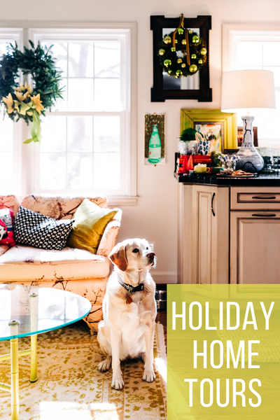 Holiday Home Tour | At Home w/ Amanda Louise