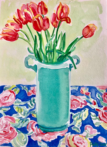 Spring Table, Four