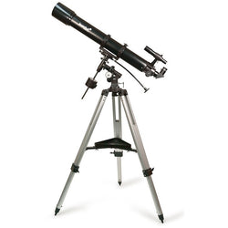 Levenhuk Skyline 90x900 EQ Refractor Telescope 24297 - STEM Telescopes
