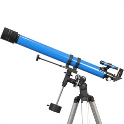 iOptron 70mm Refractor Telescope Blue 6002 - STEM Telescopes
