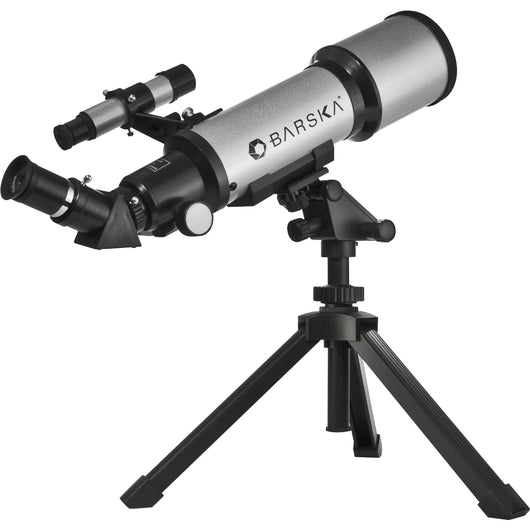Barska 40070 - 300 Power Starwatcher Telescope by Barska AE10100 - STEM Telescopes