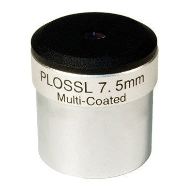 Levenhuk Plossl 7.5 mm Eyepiece - STEM Telescopes