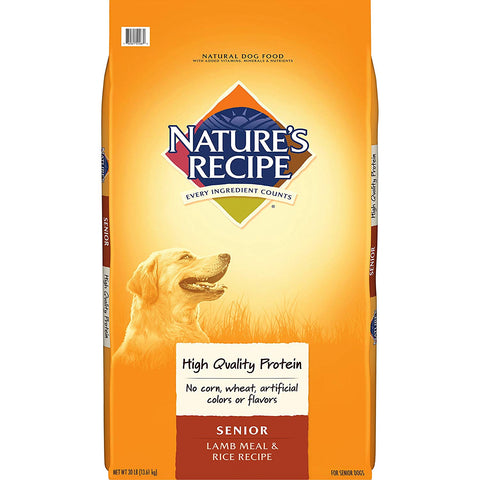 top rated senior dog food to buy