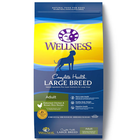 Top Large Breed Dog Food available