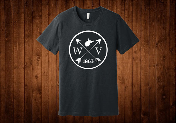 WV Arrow Tee